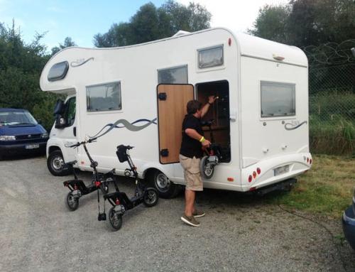 La movilidad en autocaravana: la forma más fácil de visitar la ciudad