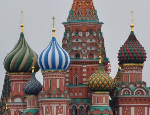 Moscú, la ciudad de las mil cúpulas
