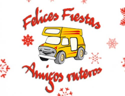 ¡Felices Fiestas, amigos ruteros!