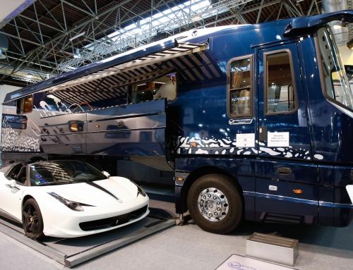 Novedades en autocaravana para 2015 del Caravan Salon Düsseldorf 2014 (y II)