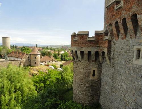 Ruta de los castillos y las fortalezas de Rumanía para visitar en autocaravana