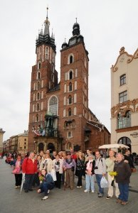 Centro de Cracovia