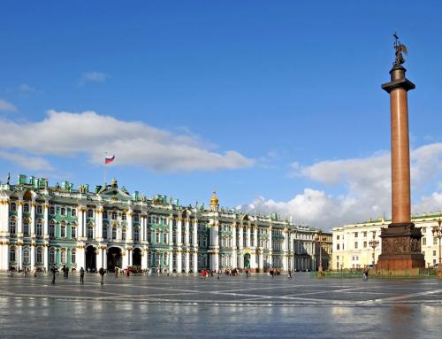 En autocaravana por San Petersburgo: el Hermitage y otras visitas recomendadas