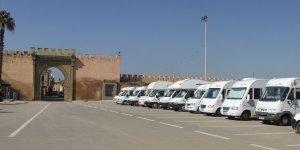 Meknes en autocaravana