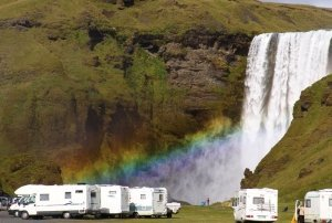 Islandia en autopcaravana