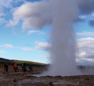 Volcanes de Islandia