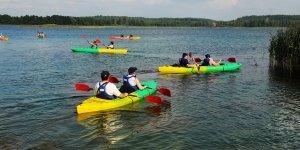 Región de los 1000 lagos en Polonia