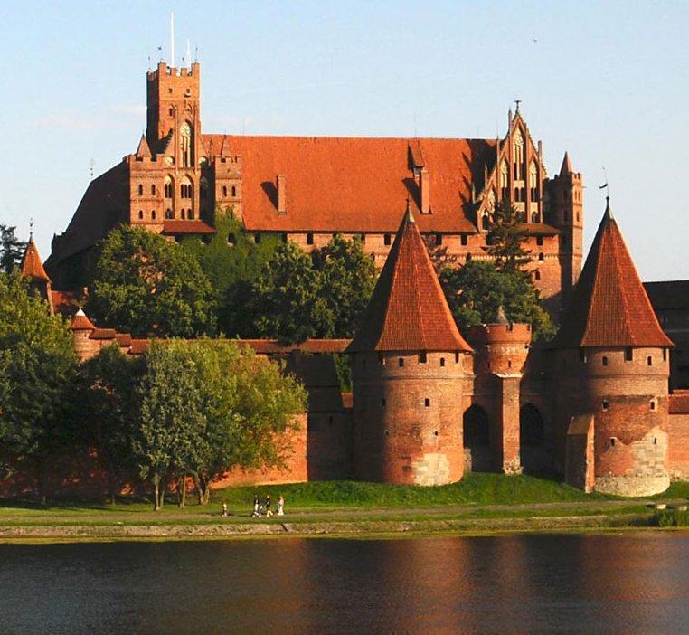 Castillo orden de los Teutónicos