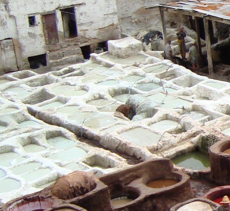 Fez y las Ciudades Imperiales de Marruecos