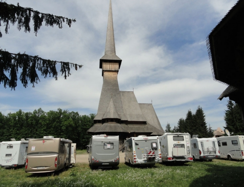 Viaje en autocaravana por la arquitectura de Rumanía (I)