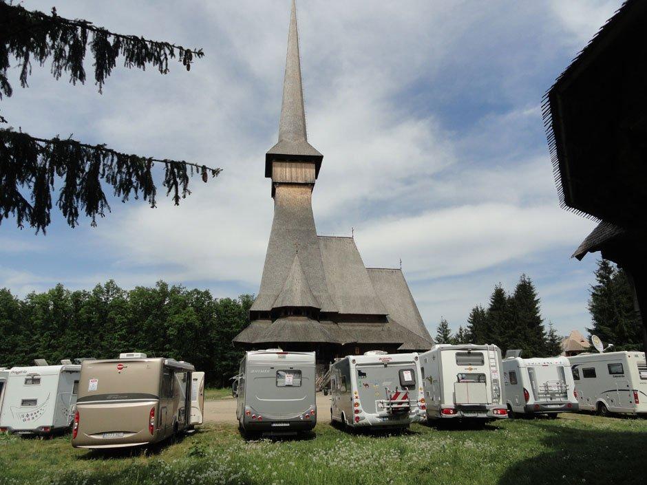 Viaje en autocaravana por Rumanía