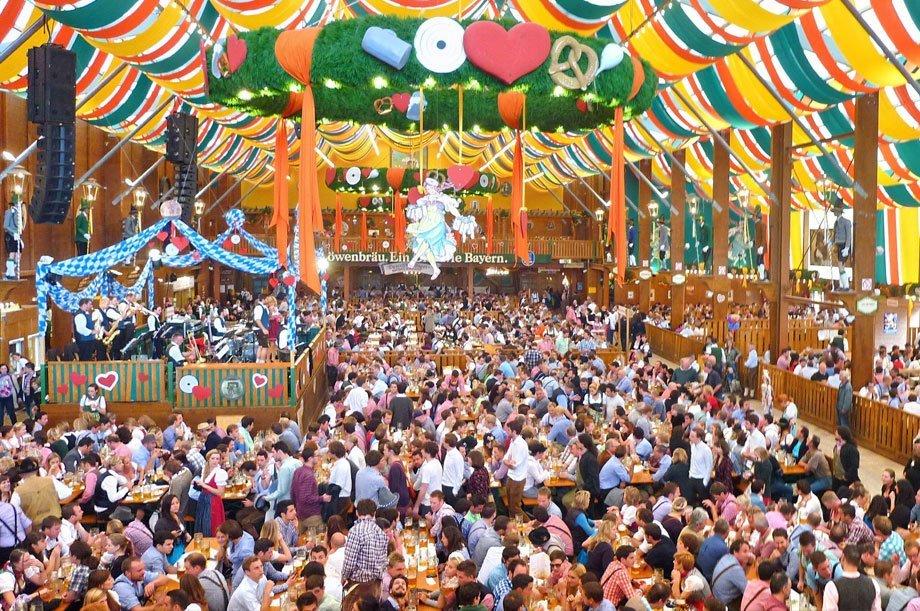 Oktoberfest en autocaravana