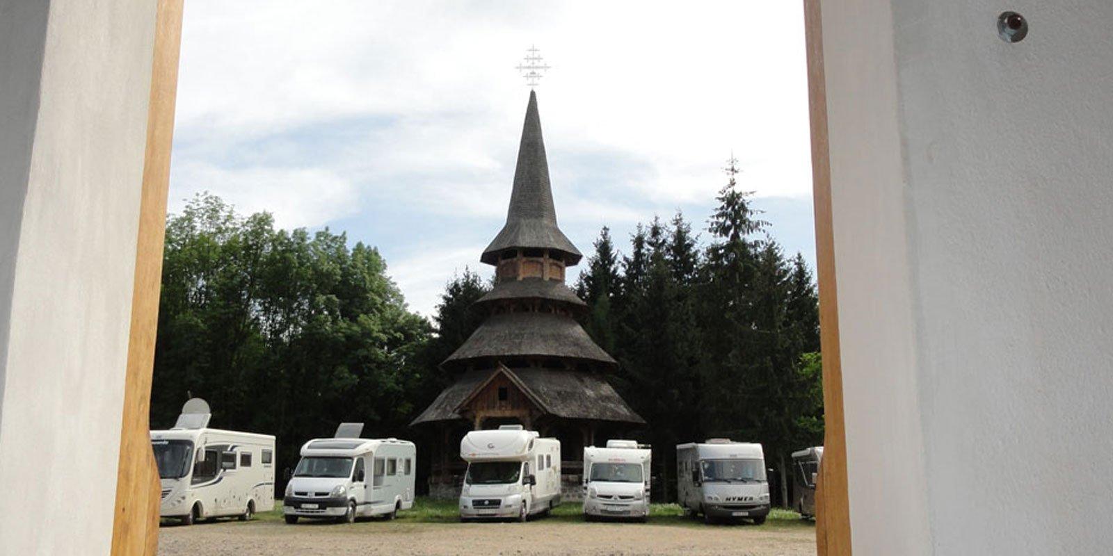 Reservar viaje en autocaravana por Rumanía