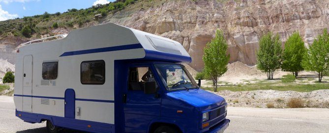 Viajnes en autocaravana agosto