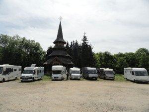 Rumanía en autocaravana