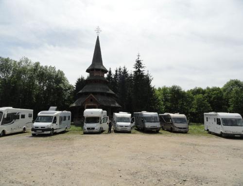 Viaje en autocaravana por la arquitectura de Rumanía (y II)