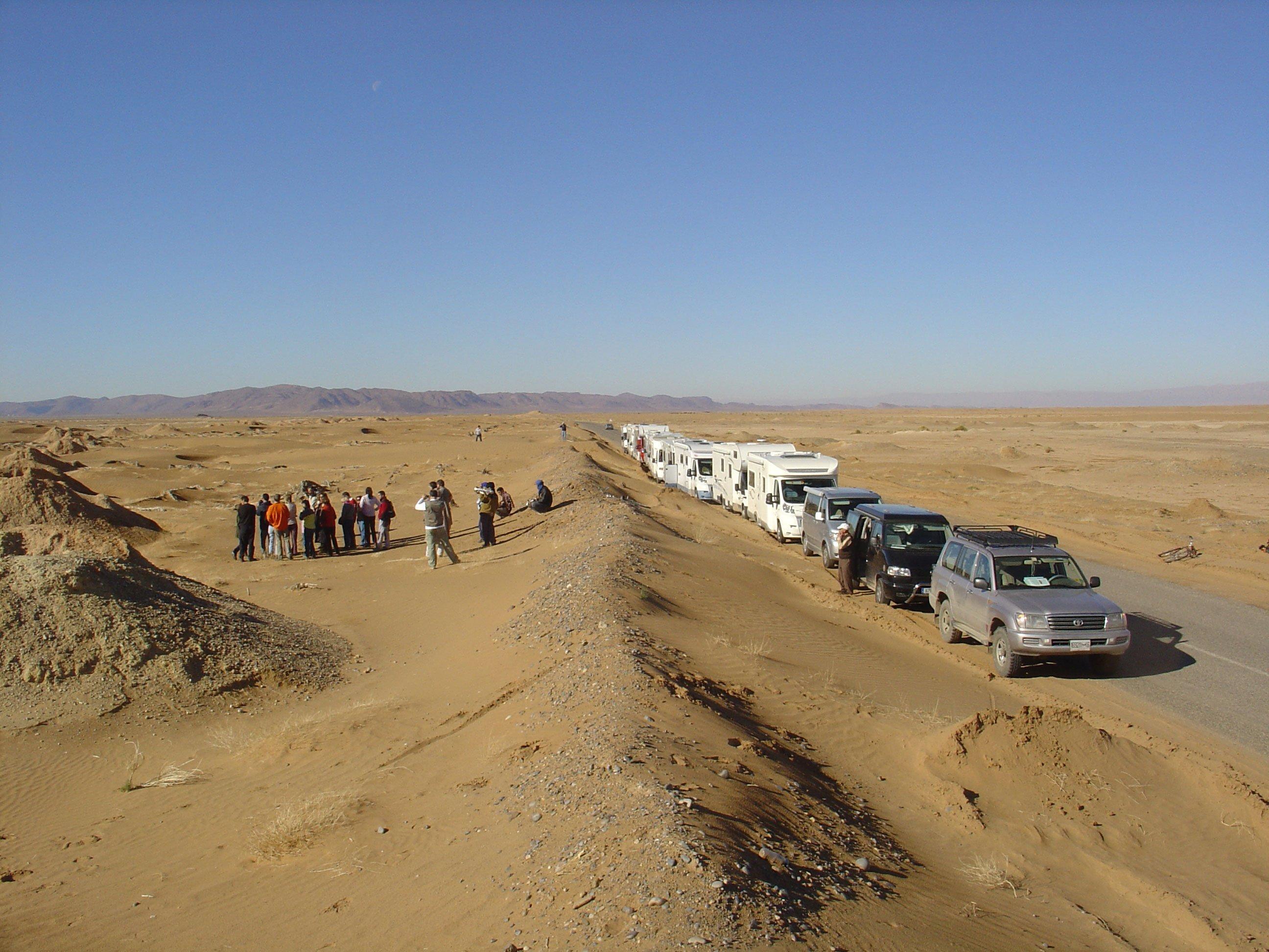 Descubriendo los desiertos de Marruecos en autocaravana