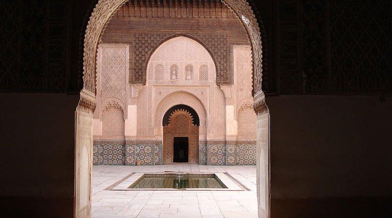 Madraza Ben Youssef de Marrakech