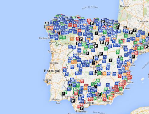 Viaja con Buena Ruta y llévate la guía más completa de áreas para autocaravanas