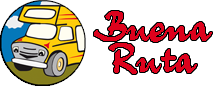 Buena Ruta | Viajar en autocaravana Logo
