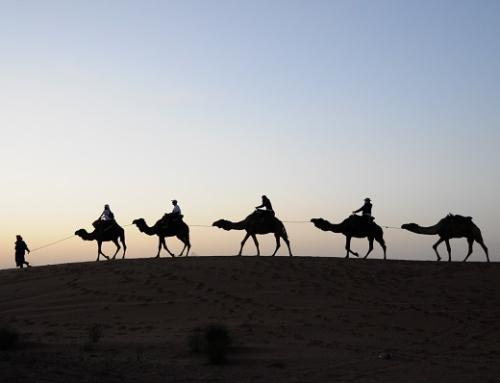 Marruecos: para los amantes de lo éxotico