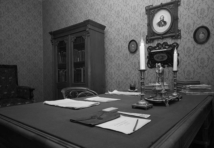 Casa-museo de Dostoievsky