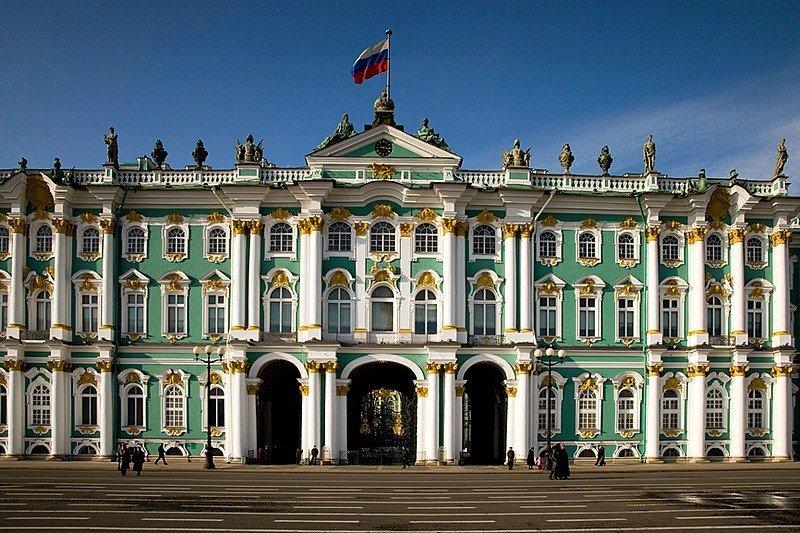 Museo del Hermitage - San Petersburgo