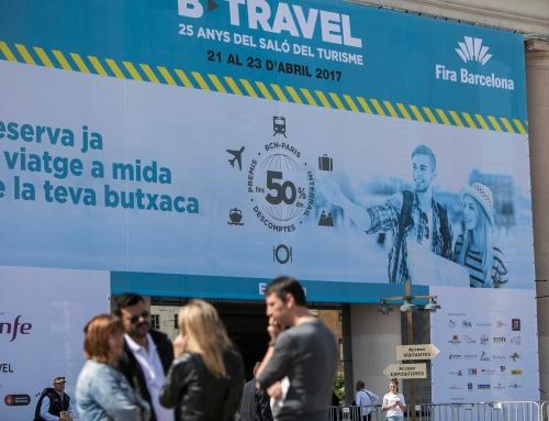 Salón Internacional de Turismo de Cataluña B-TRAVEL 2018