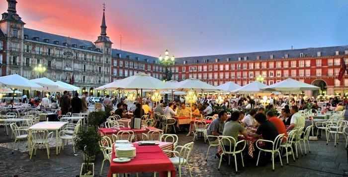 Imagen Madrid terrazas