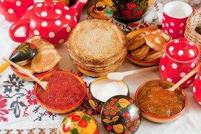 Gastronomía típica de Rusia