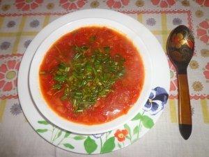 Sopa Borsch Rusia